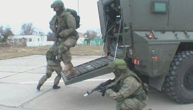На Черноморском флоте отразили «нападение диверсантов» на аэродром морской авиации