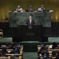 Порошенко врет и не краснеет в ООН