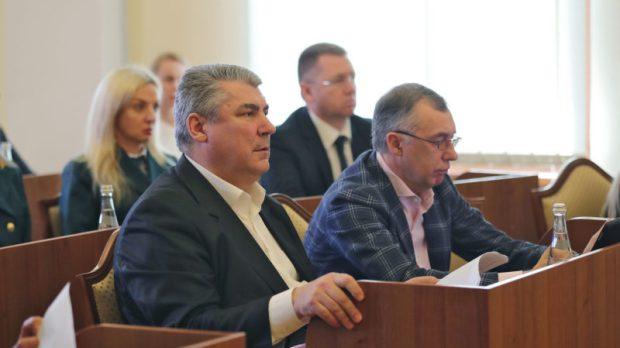 Что делал Глава Республики Крым Сергей Аксёнов в Ялте