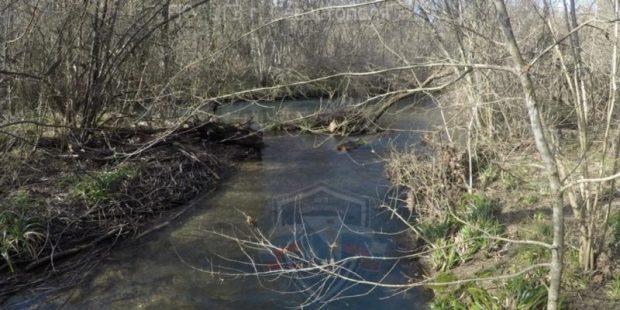 На реке Чёрная спасатели устраняют заторы