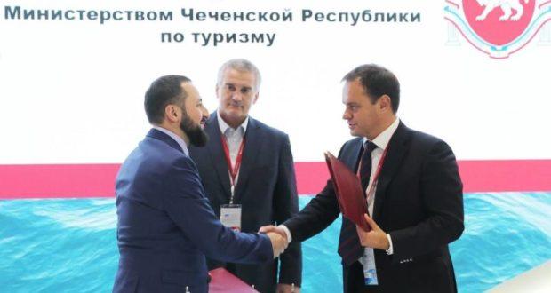 Крым и Чеченская Республика будут развивать туризм совместно