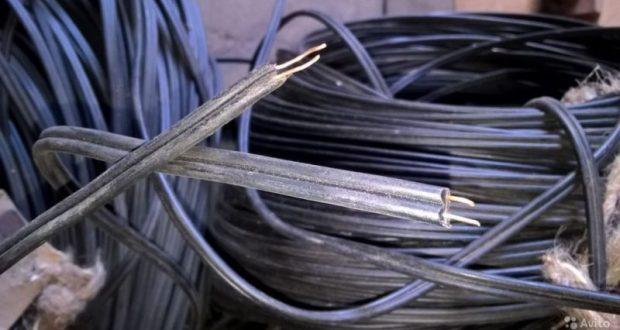 """Нашёл """"заработок"""" - воровал кабель и медные провода. Инцидент в Симферополе"""