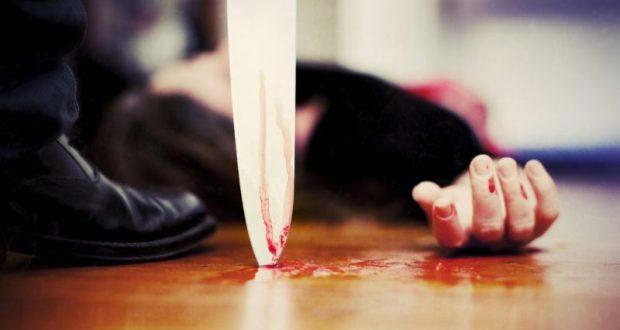 Убийство в Симферополе - сын зарезал отца