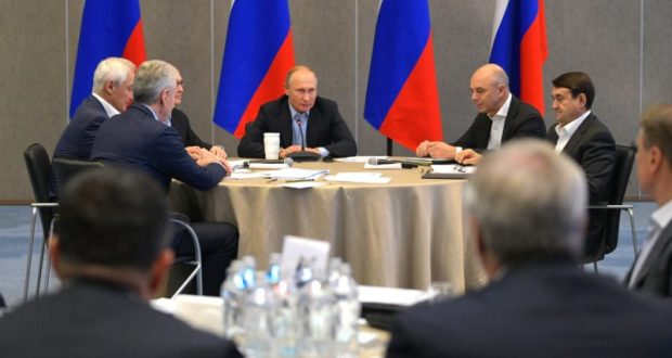 Национальный проект «Жилье и городская среда». О чем 12 февраля будет говорить Владимир Путин