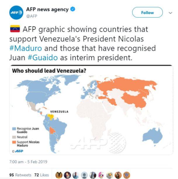 «Картографические» страсти: Россия и Google, Украина и AFP. А все из-за Крыма