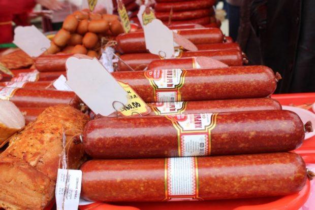 2 марта на ярмарке в Симферополе реализовали порядка 80 тонн продукции