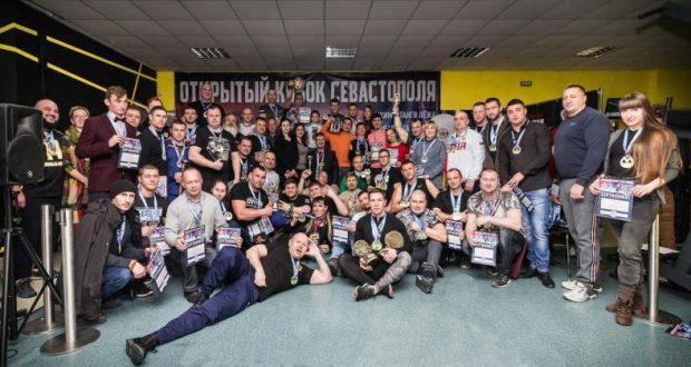 Офицер Росгвардии - победитель всероссийского турнира по пауэрлифтингу «Кубок Севастополя»