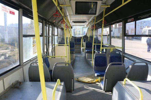 Уже во вторник в Керчи на городских маршрутах снова появятся троллейбусы
