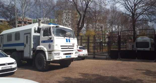 Суд в Симферополе арестовал 23 человек по делу запрещенной организации «Хизб ут-Тахрир аль-Ислами»