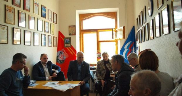 В Балаклаве открылось отделение «Боевого Братства»