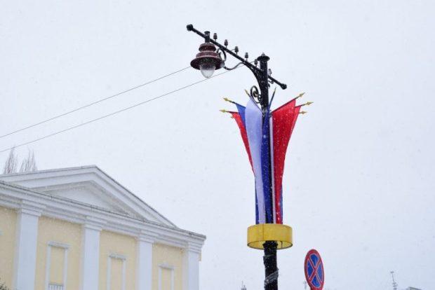 Симферополь готовят к празднику