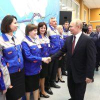 Дословно. Как Владимир Путин запускал ТЭС в Крыму (+видео)