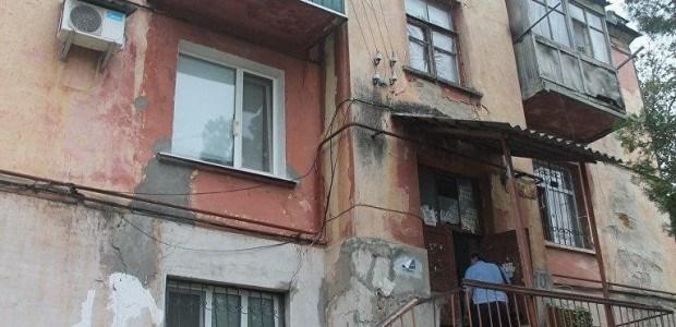 В Симферополе - девять аварийных домов и больше ста «с признаками аварийности»
