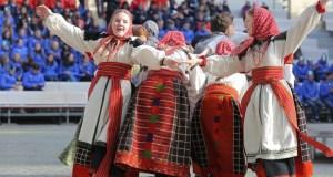 Большими народными гуляниями в «Артеке» отпраздновали Масленицу