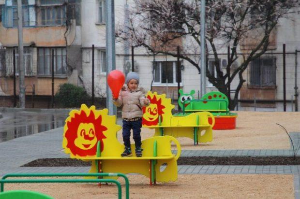 Власти Севастополя рапортуют: доступность дошкольного образования в городе - 100%