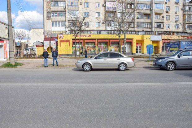 В Евпатории восстановят два пешеходных перехода