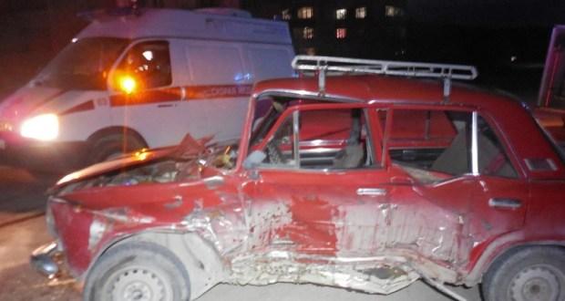 ДТП на дороге «Бахчисарай – Орловка». Как и 30 лет назад: «копейка» против «пятерки»