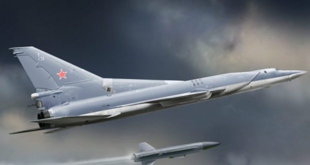 В России опровергли информацию о якобы размещении в Крыму бомбардировщиков ТУ-22М3