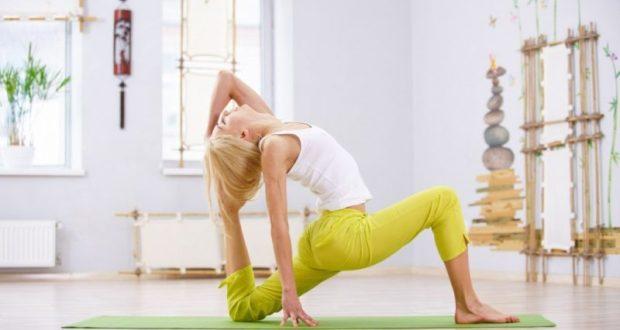 Йога для здоровья и похудения