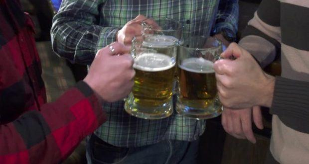 Толькооо, кружка пива… в голове. Случай в симферопольском баре
