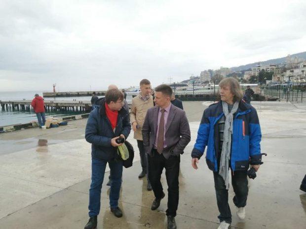 Готовы ли автовокзал и морской порт Ялты к летнему сезону