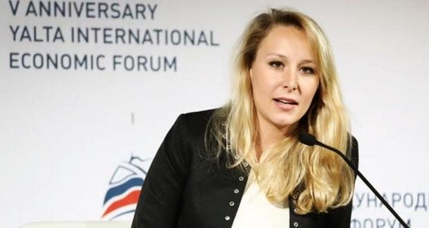Семья французских политиков Ле Пен все же была представлена на Ялтинском форуме