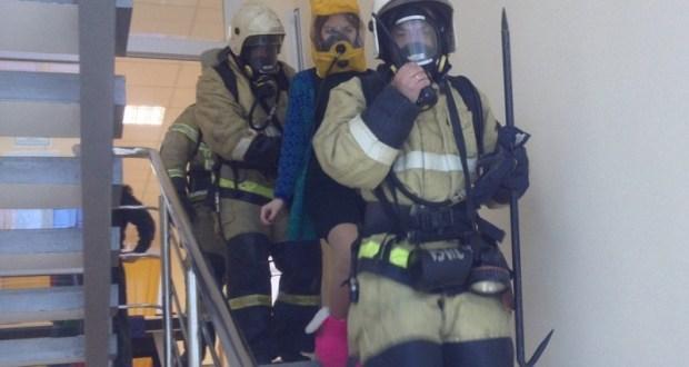 За минувшие сутки в Крыму на пожарах спасены четверо, эвакуированы девятнадцать человек