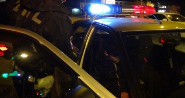Ночные «покатушки» в Симферополе: пьяный, без прав, еще и попался
