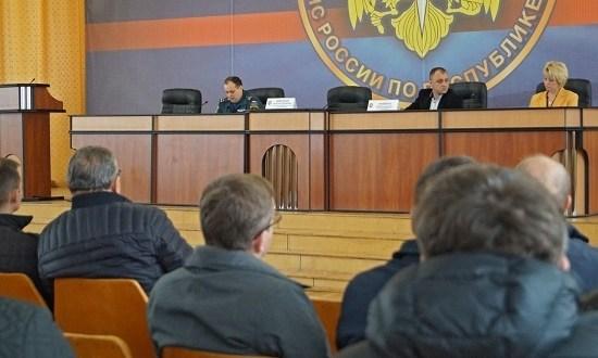 В Крыму идёт третий этап Всероссийского командно-штабного учения