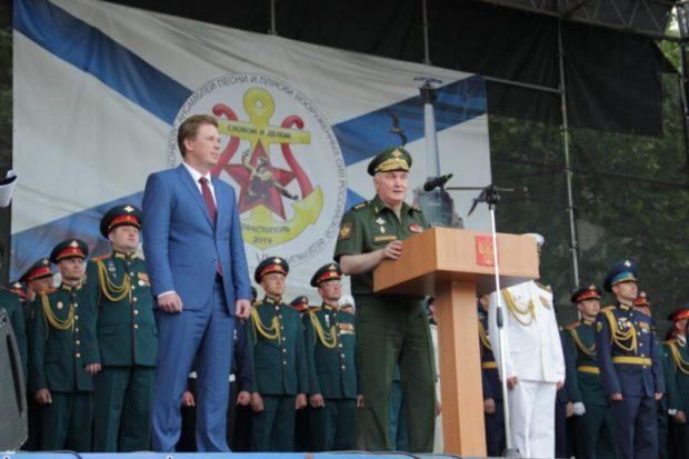 """В Севастополе подвели итоги всеармейского смотра-конкурса """"Словом и делом"""""""