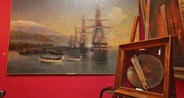 Что даст реконструкция Феодосийской картинной галереи Айвазовского