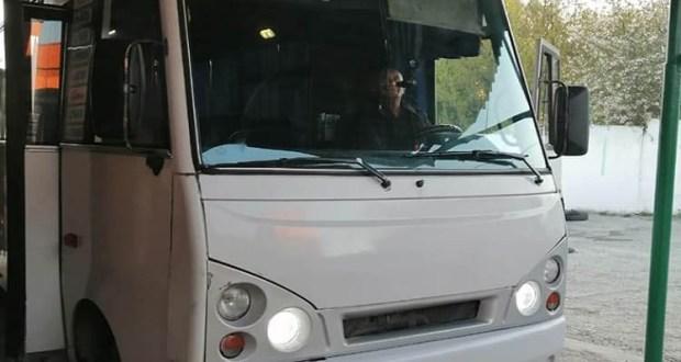 В Симферополе проверили маршрутные автобусы шести автотранспортных предприятий