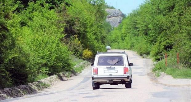 В Бахчисарайском районе Крыма отремонтируют дорогу «Танковое – Оборонное»