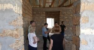 В Симферополе продолжается работа по обустройству реабилитированных граждан