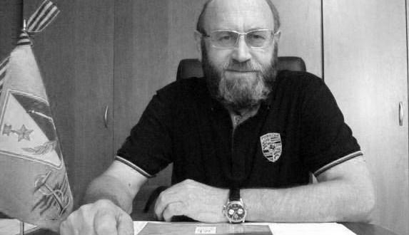 Скончался бывший глава Избиркома Севастополя Валерий Медведев