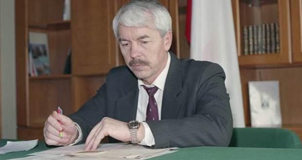 Первый президент Крыма Юрий Мешков даст пресс-конференцию в Симферополе