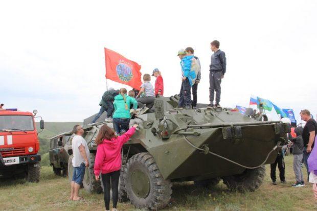 Праздник Весны и Труда в Феодосии: демонстрация, концерт и джип-фестиваль