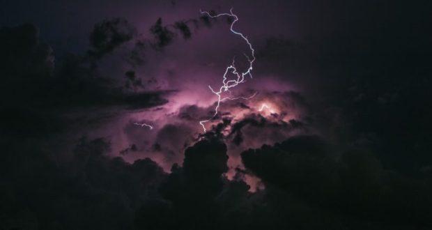 Балканский циклон несёт в Крым дожди с грозами