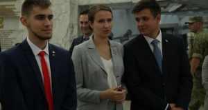 В Минске прошло заседание Молодежной палаты при Парламентском Собрании Союза Беларуси и России