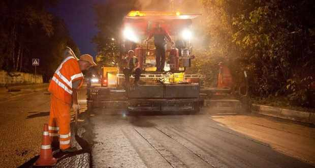 Власти Ялты просят горожан и туристов с пониманием отнестись к масштабному ремонту дорог