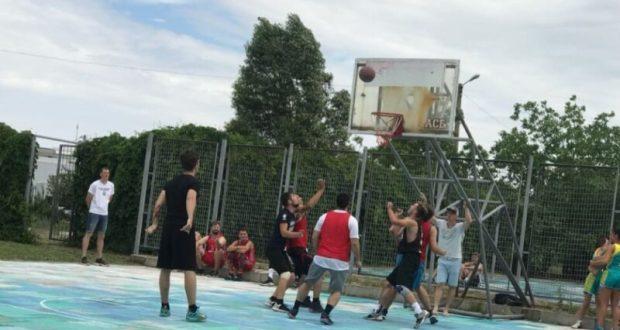 Фестиваль баскетбола в Симферополе
