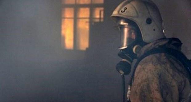 Пожар в Керчи. Из огня спасён мужчина, эвакуированы 10 человек
