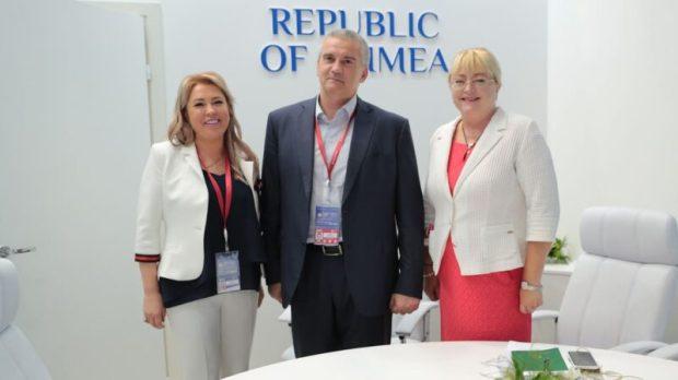 ПМЭФ-2019: Крым заключает контракты и соглашения