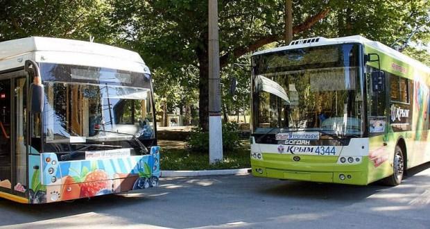 «Крымтроллейбус» планирует возродить три маршрута в Симферополе