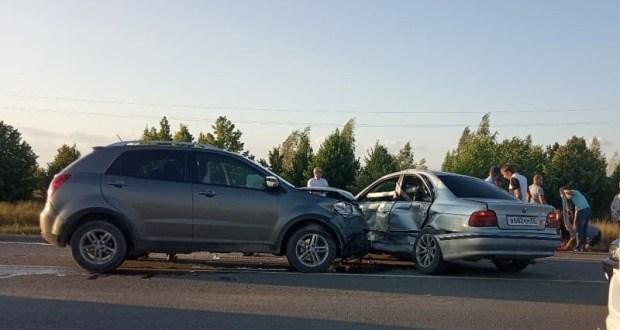 Четыре человека пострадали в ДТП на трассе «Симферополь – Николаевка»