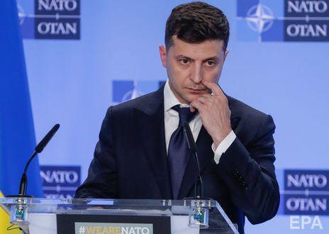 Зеленский заявил, что готов вести переговоры с Россией