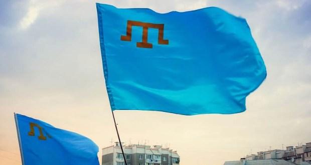 В День крымскотатарского флага - автопробег и праздничный концерт