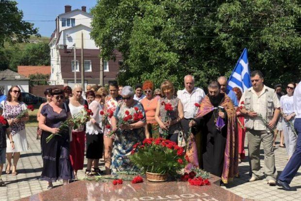 В Симферополе вспоминали о жертвах депортации из Крыма