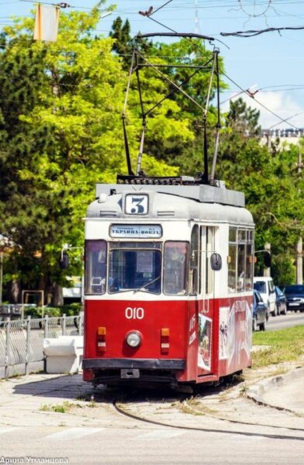 Что не так с евпаторийским трамваем?