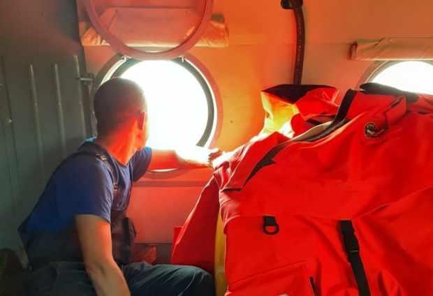 Пропавшего в Азовском море моряка пока так и не нашли